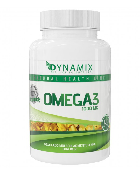 Omega 3 100 Perlas